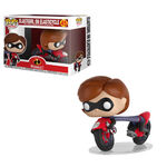 45. Elastigirl on Elasticycle