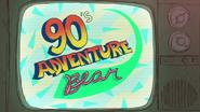 90's Adventure Bear TV intro