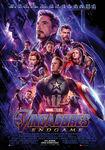 Avengers Endgame Portuguese poster