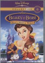 Beauty and the Beast Belle's Magical World 2004 AUS DVD