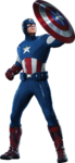Captain America - Marvel's The Avengers (9)