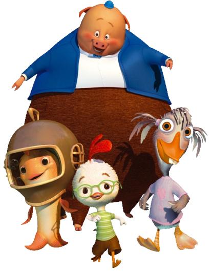 Image - Chicken-Little.jpg | Disney Wiki | FANDOM powered ...