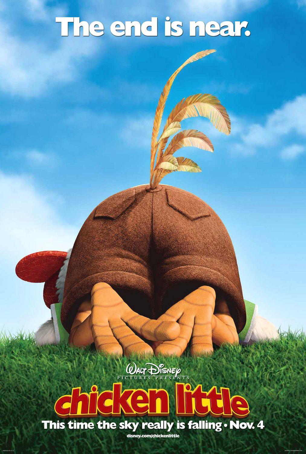 Chicken Little Film Disney Wiki Fandom Powered By Wikia