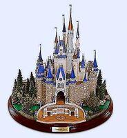 Cinderella's Castle Statue