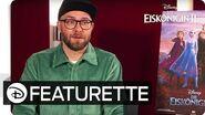 DIE EISKÖNIGIN 2 – Musikvideo- Mark Forster über den Titelsong - Disney HD