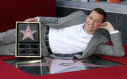 Jon Cryer Hollywood Walk of Fame