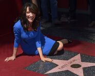 Katey Sagal Walk of Fame