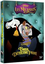 Les Méchants Basil Détective Privé DVD