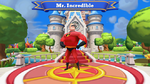 Mr. Incredible Disney Magic Kingdoms Welcome Screen