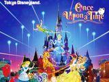 Once Upon a Time (show de fuegos artificiales)