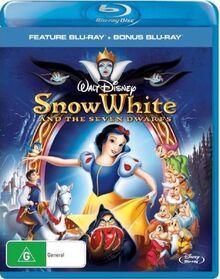 Snow White and the Seven Dwarfs 2015 AUS Blu Ray Bonus