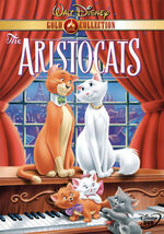 TheAristocats GoldCollection DVD