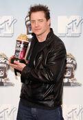 Brendan Fraser 17th MTV Movie Awards