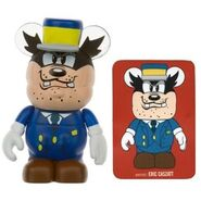 Conductor Pete Figurine