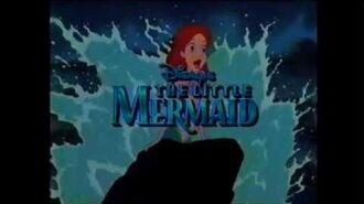 Disney's The Little Mermaid Re-Release TV Spot (1997) (windowboxed)