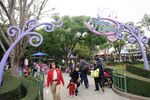 Fantasy Gardens at Hong Kong Disneyland