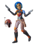 Forces of Destiny dolls - Sabine Wren