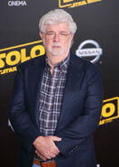 George Lucas SW Solo premiere