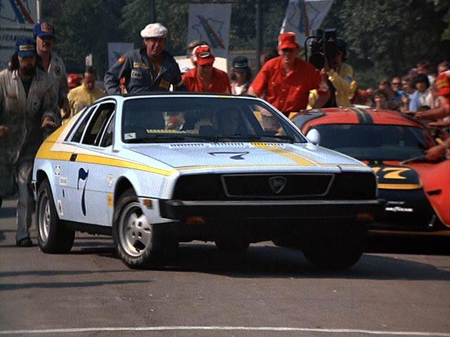 Latest Cb on 1976 Lancia Scorpion