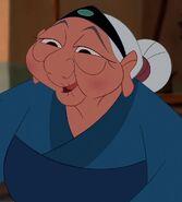 Grandmother Fa Mulan