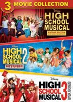 High School Musical 3-Movie Collection