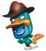 Perry DisneyUniverse