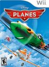 Planes - The Video Game Wii cover