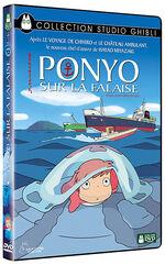 Ponyo French DVD