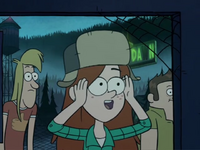 S1e5 wendy looking through window