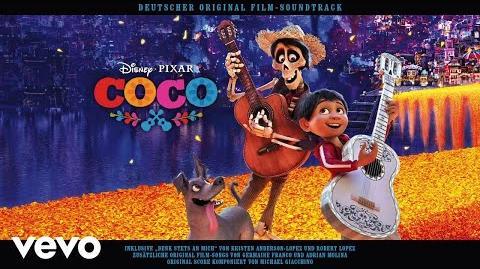 "Salvatore Scire - Stolzes Corazón (aus ""Coco"" Audio Only)"