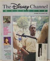 TheDisneyChannelMagazineDecember1992January1993