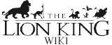 The Lion King Wiki-wordmark