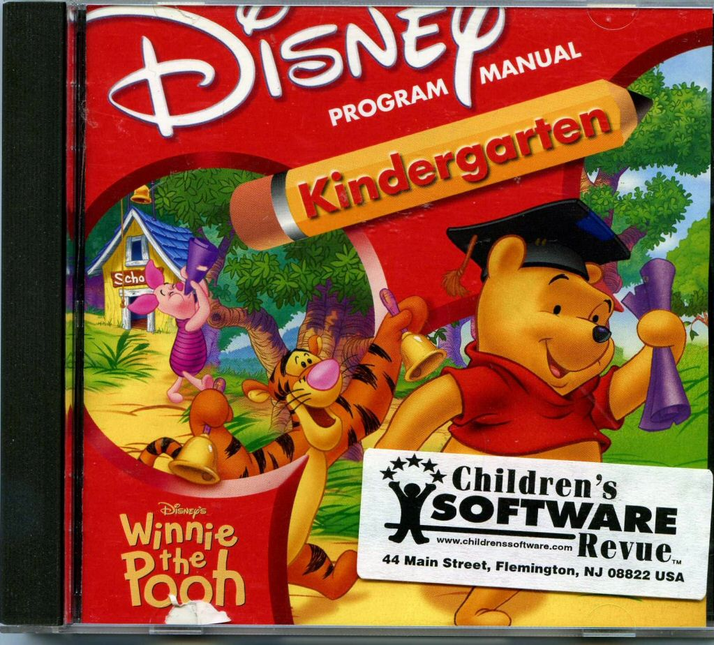 Game boy color pooh wiki - Winnie The Pooh Kindergarten
