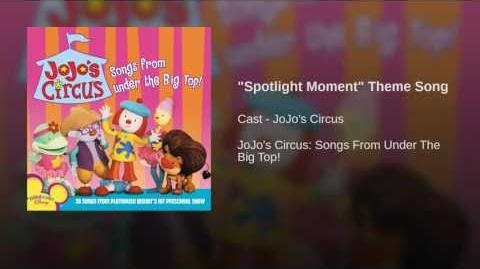 """Spotlight Moment"" Theme Song"