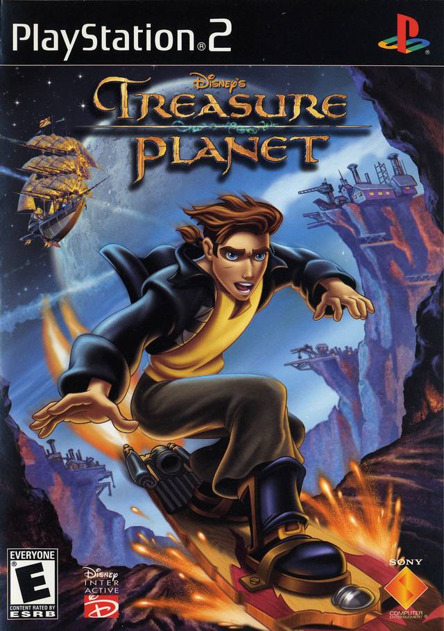 Treasure Planet (video game) | Disney Wiki | FANDOM powered by Wikia