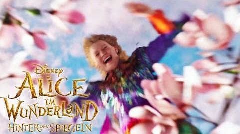 ALICE IM WUNDERLAND Hinter den Spiegeln - Du bist zurück - Ab 26. Mai im Kino - Disney HD