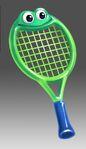 Blodger Racket shape concept