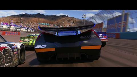 Carros 3 - Trailer Oficial Dublado - 13 de Julho nos Cinemas