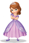 Cute Sofia the First