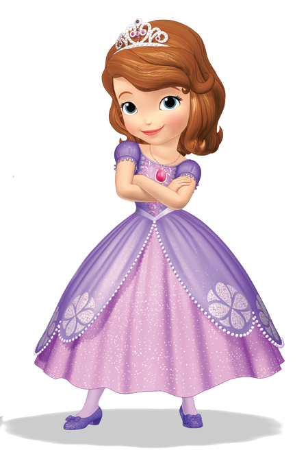 Sofia The First Dress Up Shoes