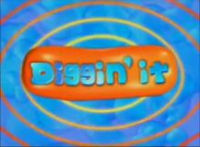 Diggin' It logo (2003-2005)