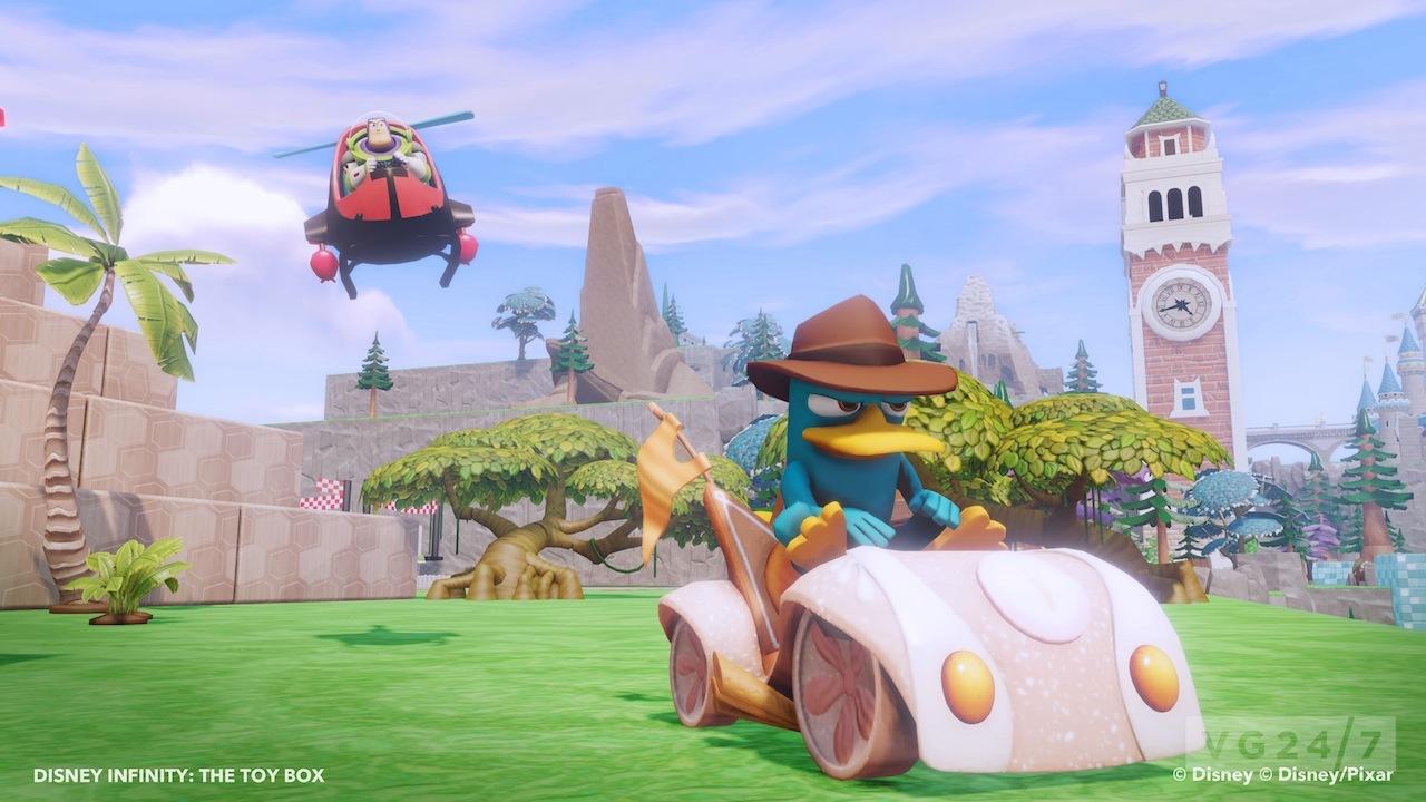 Wreck it ralph disney infinity wiki fandom powered by - Disney Infinity Toybox Worldcreation 8 Jpeg