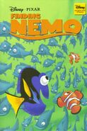 Finding nemo disney wonderful world of reading hachette partworks