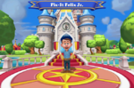 Fix-It Felix Jr Disney Magic Kingdoms Welcome Screen