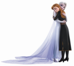 Frozen2annaelsahug