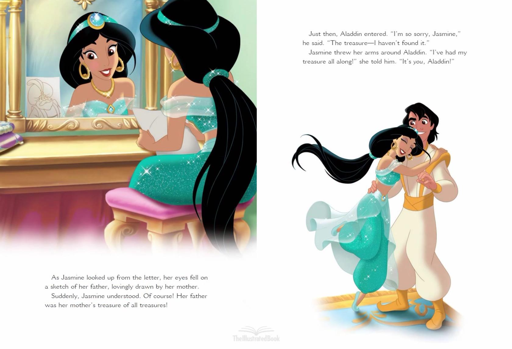 Image - Jasmine\'s Royal Wedding (11).jpg | Disney Wiki | FANDOM ...