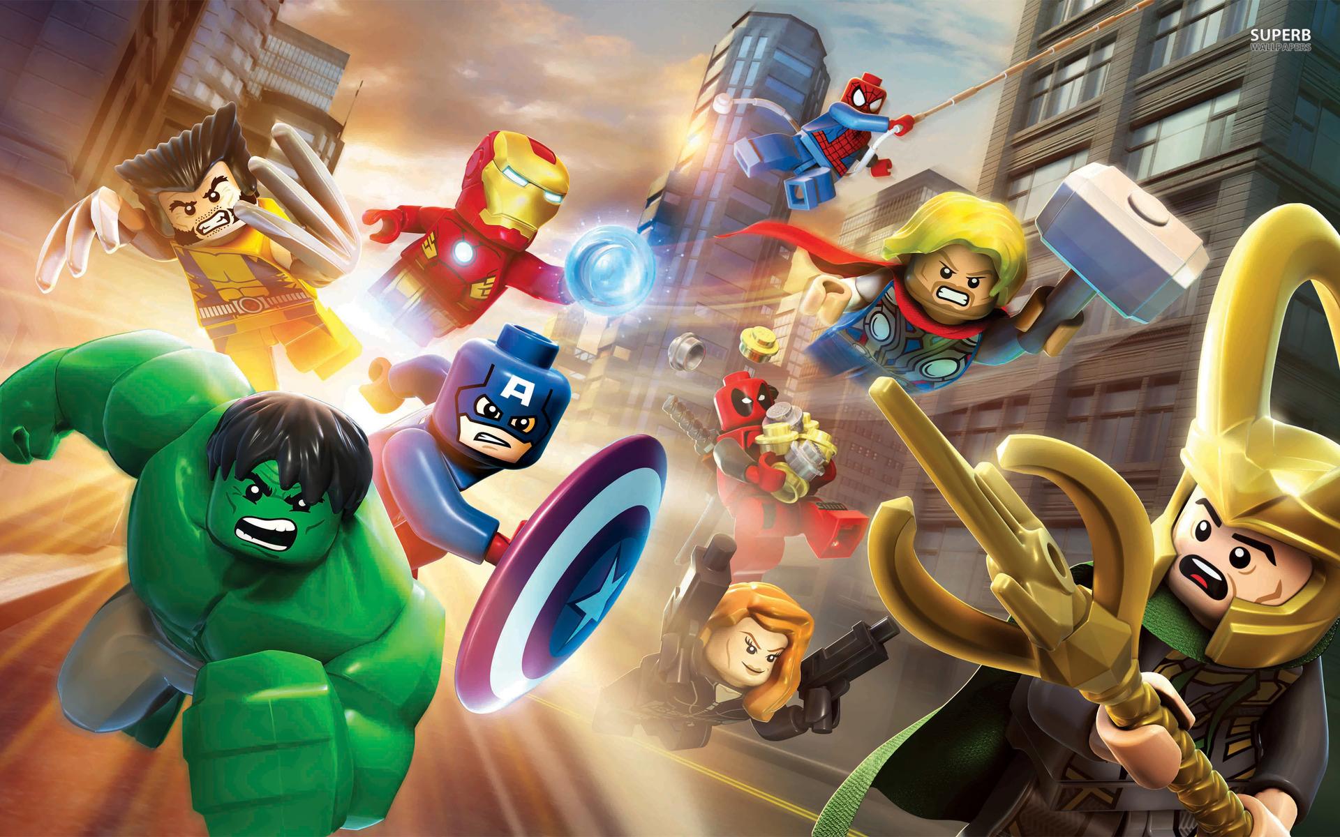 Lego Marvel Super Heroes Avengers Vs. Loki
