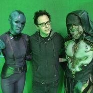 Nebula, Gunn and The Other BTS