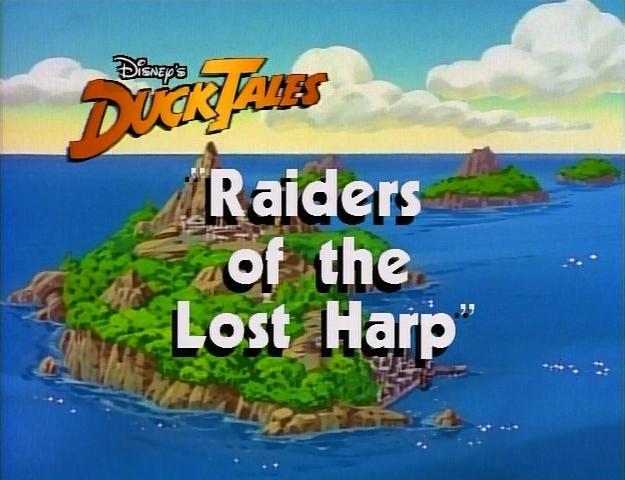 Raiders of the Lost Harp | Disney Wiki | FANDOM powered by Wikia