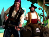 Never Land Pirate Band